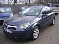 Vauxhall/Opel Astra 1.8i 16v auto 2005MY Club SIX STAMPS BELT @ 83k