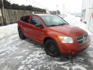 Dodge caliber 2007 215000KM 500$!!! PIECES OU ROUTE