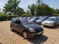 2004 Renault Clio 1.2 16v Dynamique 12 Months MOT Full Service History