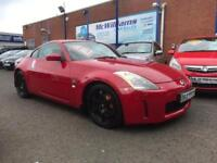 2004 Nissan 350 Z 3.5 V6 Coupe 2dr Petrol Manual (273 g/km, 276 bhp)