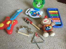 Baby/toddlers bundle of toys