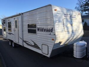 Inexpensive Way to Own Wildwood Travel Trailer