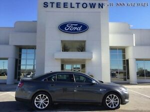 2016 Ford Taurus LIMITED AWD LEATHER/MOON   - $188.92 B/W - Low