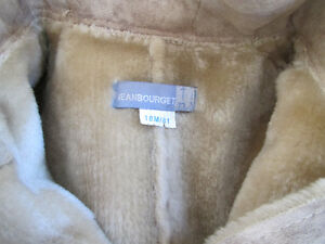 Faux Shearling Coat 18m+ Kitchener / Waterloo Kitchener Area image 3