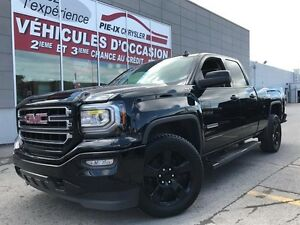 GMC Sierra 1500 4X4+ELEVATION +MAGS+MARCHE PIED+5,3+WOW! 2016
