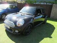 2011 MINI Hatch 1.6 One (Pepper) 3dr