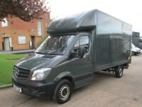 MAN&VAN HIRE LOCAL REMOVEL HOUSE FLAT ROOM OFFICE FURNITURE PARKING SAME DAY SERVICE ASAP