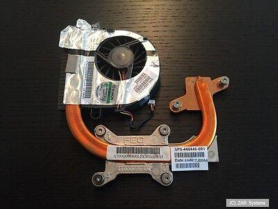 HP Compaq 6910p Ersatzteil: Lüfter und Kühlkörper 446446-001 Heat 446416-001 (Compaq Ersatzteile)