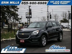 2016 Chevrolet Equinox LSBluetooth -  Keyless Entry