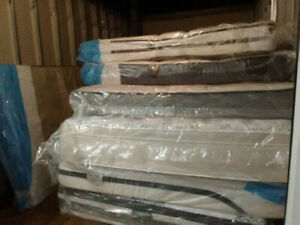 Brand New Queen Mattress & box & frame Inc delivery