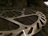 Shimano & Avid Disc Brake