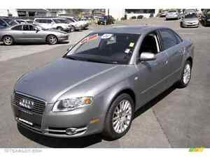 *certified and Etested 2006 Audi A4 Quattro 2.0T