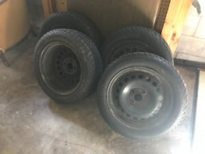 15 inch snow tires for sale.