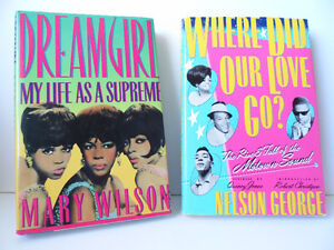 DREAM GIRL, MY LIFE AS A SUPREME & WHERE DID OUR LOVE GO? Kingston Kingston Area image 1