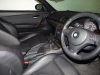 2008 58 BMW 1 SERIES 2.0 120I M SPORT 2D 168 BHP