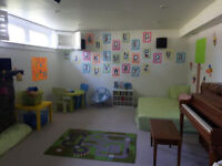 French daycare-garderie française