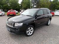 2012 Jeep Compass 2.2CRD ( 134bhp ) ( 2WD ) Sport +