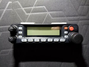 Yaesu FT-7900r VHF radio *mod* with programming cable