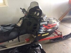 2002 Polaris Edge  600 London Ontario image 4