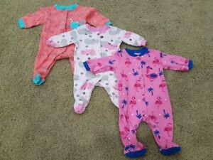 0-3 M/ 3 M Baby Girl Clothing (71 items)