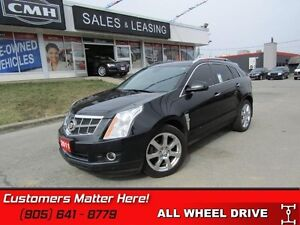 2011 Cadillac SRX Premium   NAVIGATION, DVD, ROOF, HEATED/COOLED