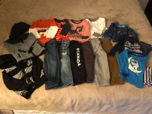 Boys 2T clothing - asking $25 for all