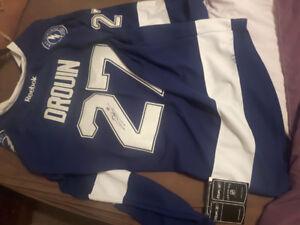 jonathan drouin jersey tampa bay signed