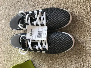 Size 9 brand new woman's adidas sneakers
