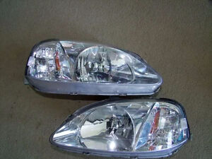 99 -00 civic headlights