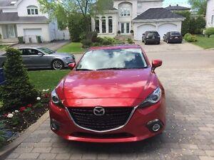 2014 Mazda 3 sport, gt,sky 5 portes