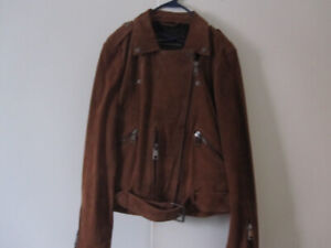 Bagatelle NYC Leather Jackets from Saks - Medium Fit - New!