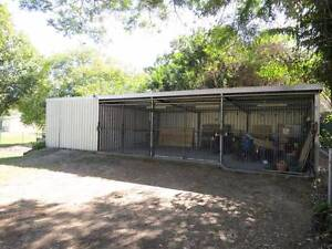 1/2 Acre with house and four bay shed Kabra Kabra Rockhampton Surrounds Preview
