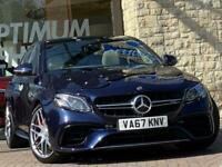 2018 Mercedes-Benz E63 AMG E63S 4MATIC PREMIUM Auto Saloon Petrol Automatic