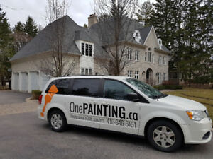 Pro Painter for Over 3o years $249 per room