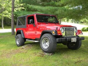 2005 Jeep Wrangler Unlimited SUV, Crossover