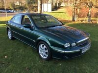 2004 Jaguar X-Type SE 2.0 Diesel ** Full Service History **
