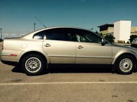 Awesome deal on a 2004 Volkswagen Passat TDI !