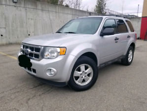 2012 FORD ESCAPE XLT  -  CHEAP !!!!  -   V6   -   DRIVES GOOD