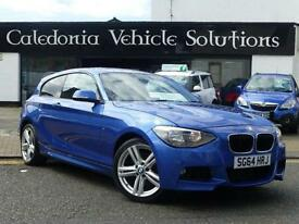 2014 BMW 1 Series 1.6 116i M Sport Sports Hatch 3dr (start/stop)