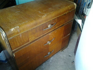 Old Antique Dresser