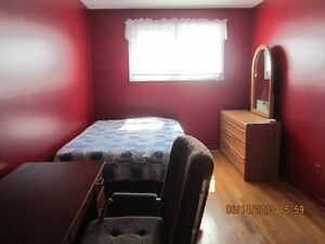 Three Furnished Rooms Available May 1