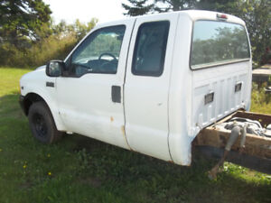 parting out f250s
