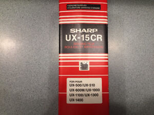 Sharp UX-15CR Imaging Film for UX-500/510/600M/1000/1100/1300