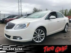 2014 Buick Verano - Cloth & Leather - Back Up Camera