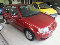 Volkswagen Polo 1.4 auto Match Ltd Edn