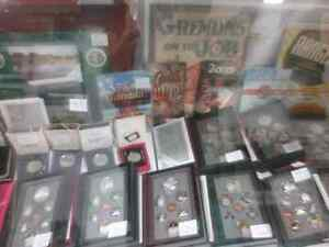 Coin collections, bills stamps & 600 booths to explore  Cambridge Kitchener Area image 3