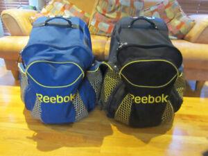 Sac de hockey Reebok sur roues (aussi sac à dos)