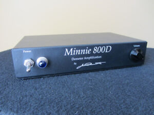Demeter Minnie 800D Power Amplifier