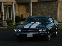 1970 Chevrolet Chevelle SS - LS6 454