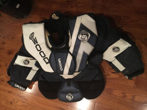 Sherwood Chest Protector Size Large